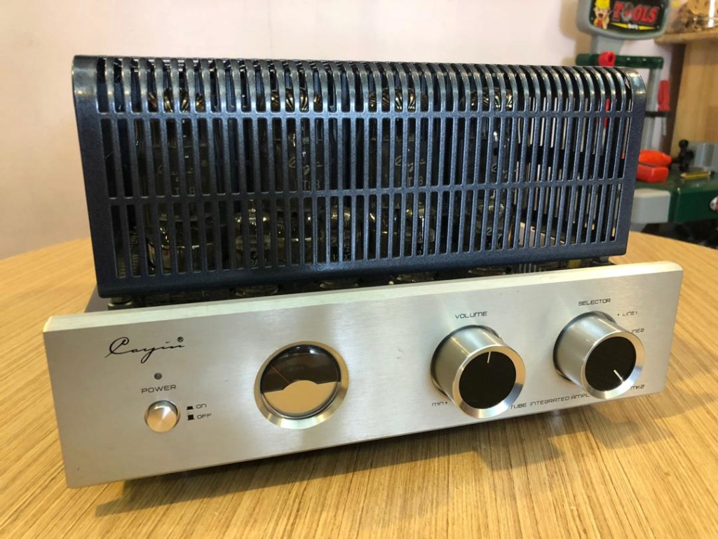 Cayin Mt-45 mk2 (KT-88) price reduced Whatsa38