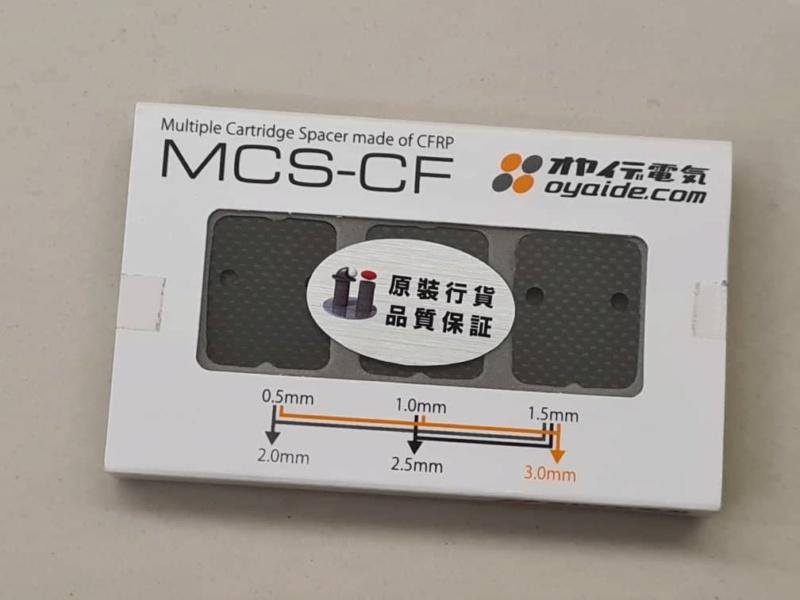 Oyaide MCS-CF Head Shell Spacer(Price reduced) Whatsa67