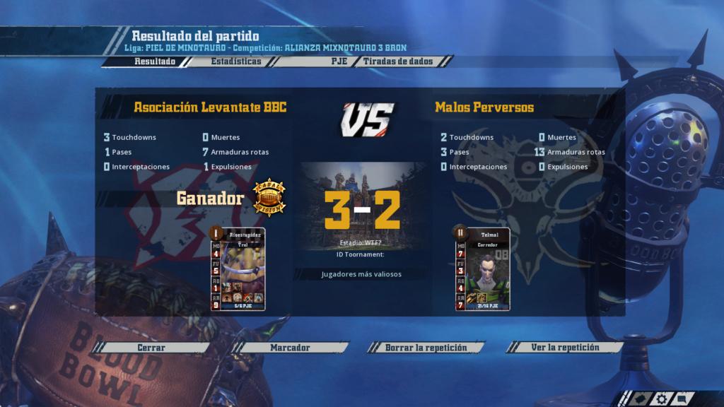 Liga Alianza Mixnotauro 3 - División Cuerno de Bronce / Jornada 3 - hasta el domingo 27 de octubre - Página 2 Captur35