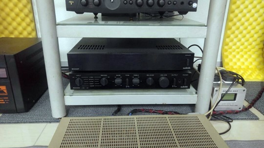 Used Audiolab 8000C Pre and 8000P Power Amp Whatsa15