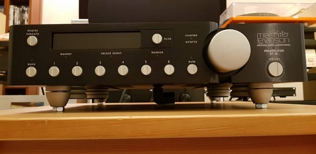 Mark Levinson No.38 Stereo Preamplifier No. 38 With Remote >Price Drop Whatsa23