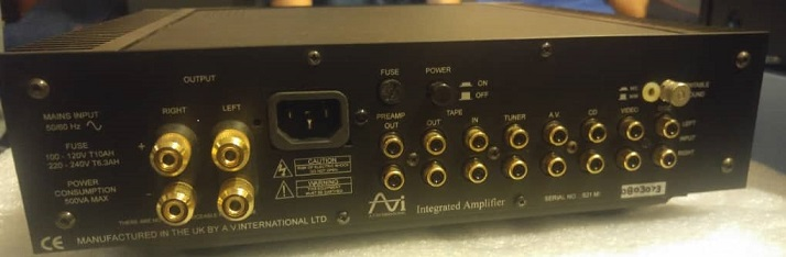 Award Winning Laboratory Series Integrated Amplifier Whatsa35
