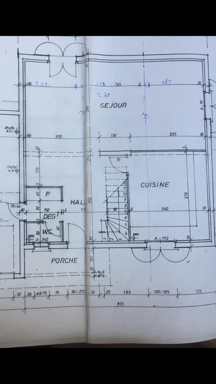Besoin de Conseil pour Réaménagement et Rénovation de Cuisine/ Séjour Img_9710