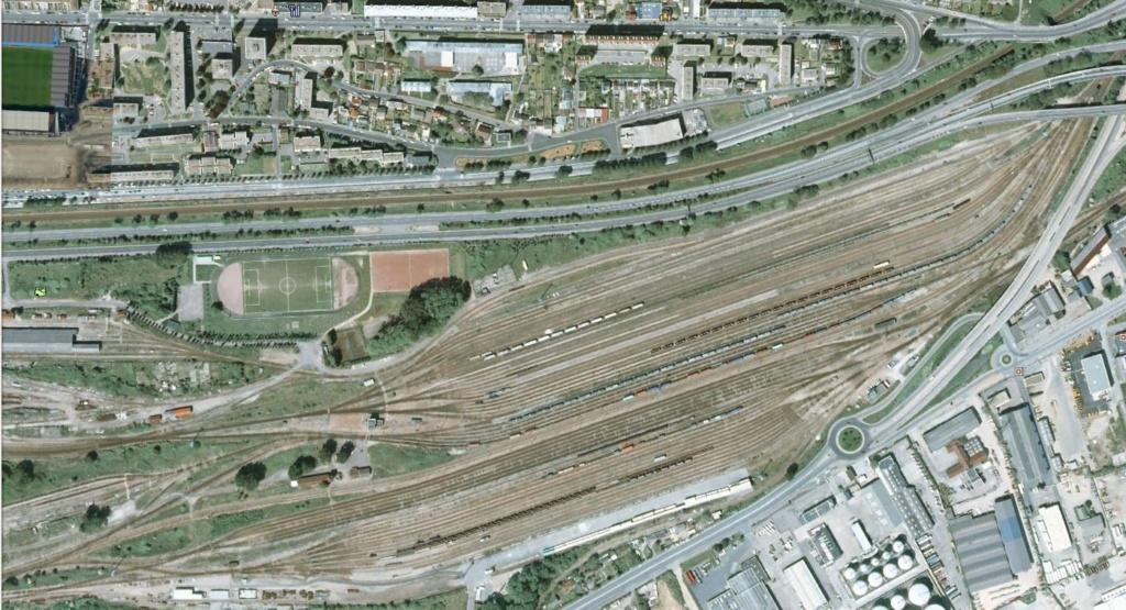 le havre souvenir (gare de triage -gare ) 200811