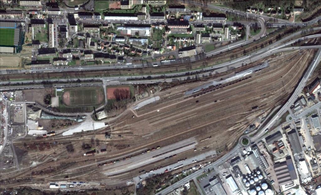 le havre souvenir (gare de triage -gare ) 201111
