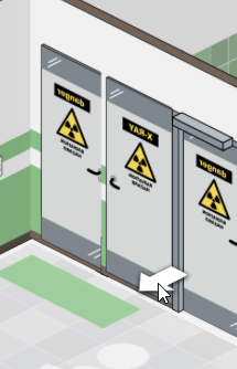 [OPEN LOW] X-Ray door text seems to be reversed regardless of direction Xray_d11