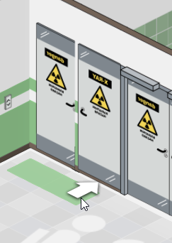 [OPEN LOW] X-Ray door text seems to be reversed regardless of direction Xray_d12
