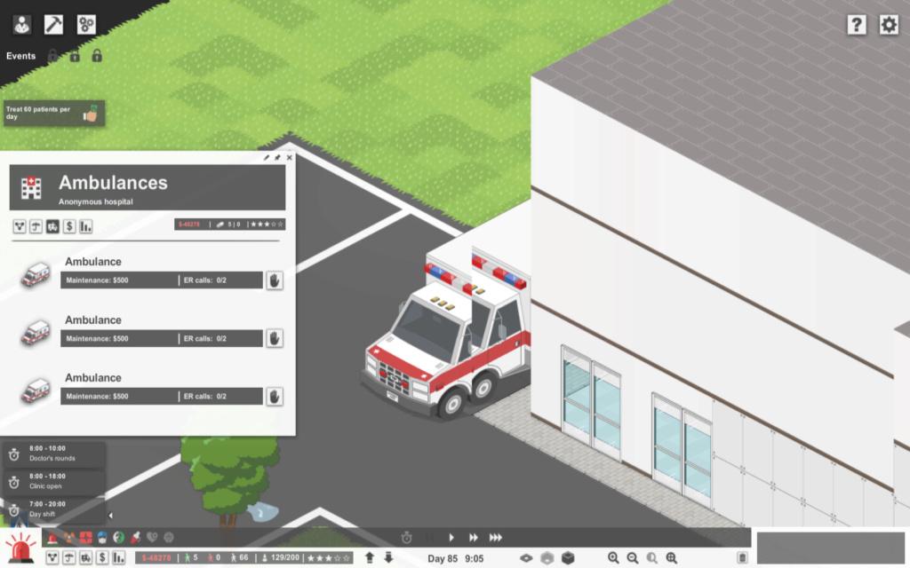 [OPEN] stuck ambulance  Screen17
