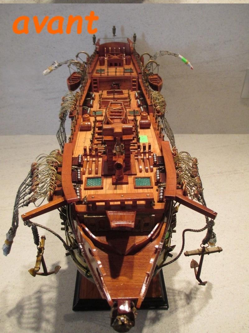 HMS Victory 1765 (amélioration) par ACRUB31 071110