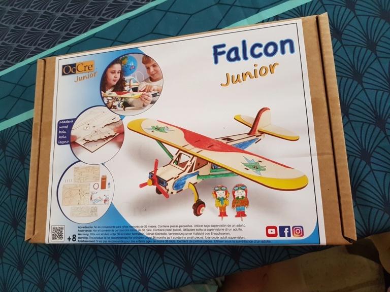 Falcon Junior (OcCre Junior) de Pipr & Baptiste 116