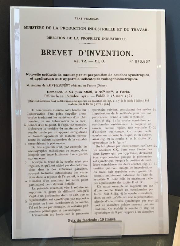 L'Envol des Pionniers Toulouse : Expo Saint Exupéry 17_19410