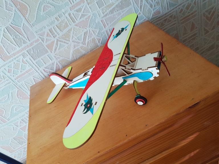 Falcon Junior (OcCre Junior) de Pipr & Baptiste 2910