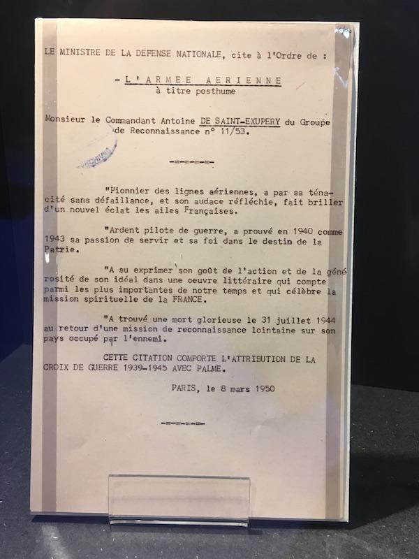 L'Envol des Pionniers Toulouse : Expo Saint Exupéry 33_19410