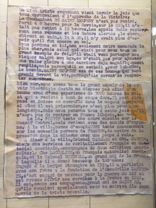 L'Envol des Pionniers Toulouse : Expo Saint Exupéry 38_19410