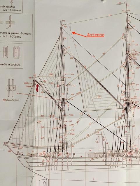 Pourquoi Pas? 1909 (1/75° Billing Boats) par Yves31 - Page 29 671_an10