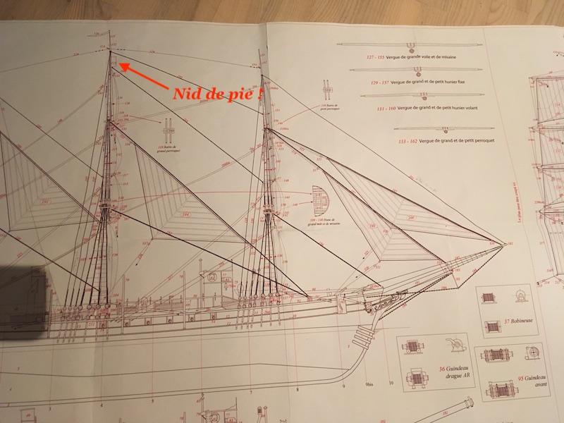 Pourquoi Pas? : Partie-1 Coque & pont (Billing Boats 1/75°) par Yves31 - Page 37 812_ni10
