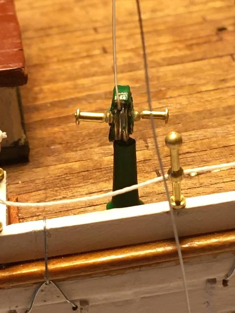 Pourquoi Pas? : Partie-1 Coque & pont (Billing Boats 1/75°) par Yves31 - Page 38 817_wa10