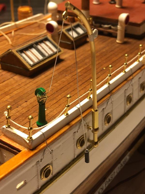 Pourquoi Pas? : Partie-1 Coque & pont (Billing Boats 1/75°) par Yves31 - Page 38 820_wa10