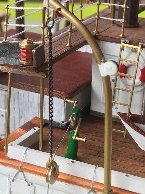 3-Mâts barque Pourquoi Pas? - 1) Coque & pont (Billing Boats 1/75°) par Yves31 - Page 39 829_wa10