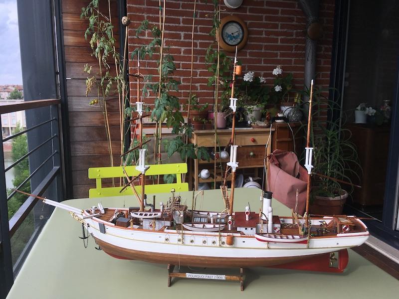 3-Mâts barque Pourquoi Pas? - 1) Coque & pont (Billing Boats 1/75°) par Yves31 - Page 39 833_ba10