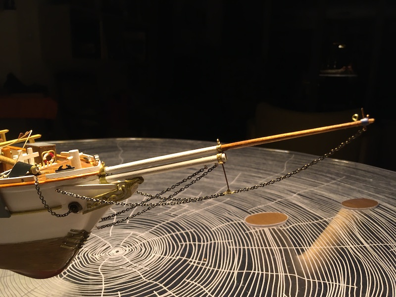 3-Mâts barque Pourquoi Pas? - 1) Coque & pont (Billing Boats 1/75°) par Yves31 - Page 39 839_be10