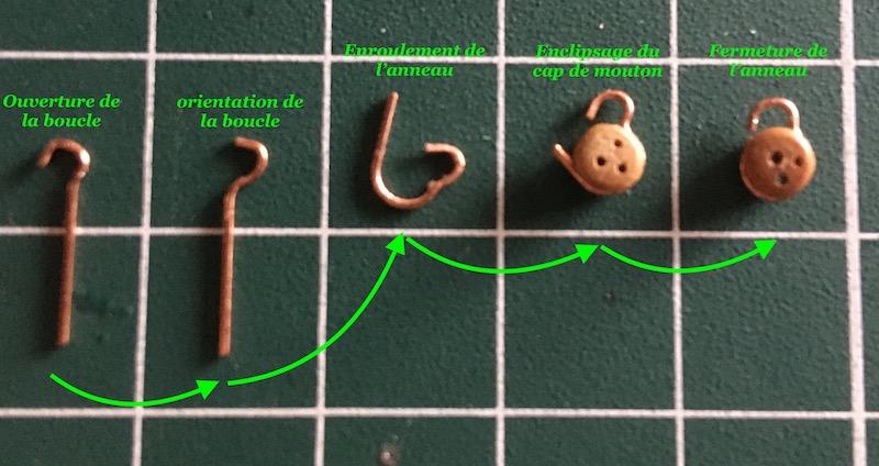 3-mâts barque Pourquoi Pas? - 2) Gréement (Billing Boats 1/75°) de Yves31 - Page 4 885_es10