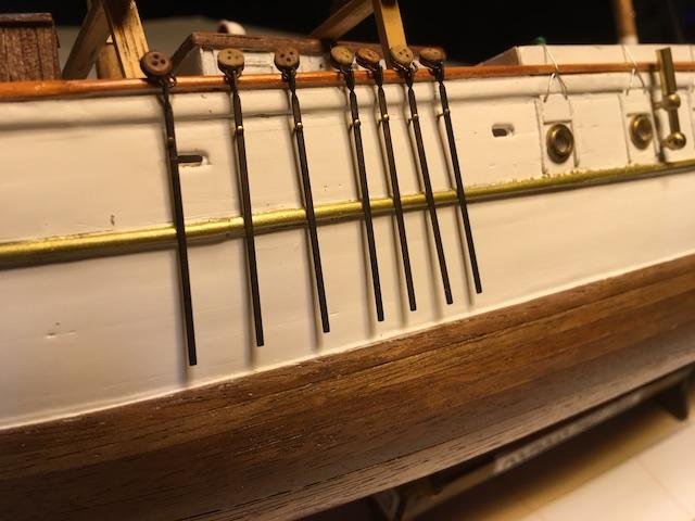 3-mâts barque Pourquoi Pas? - 2) Gréement (Billing Boats 1/75°) de Yves31 - Page 6 909_ca10