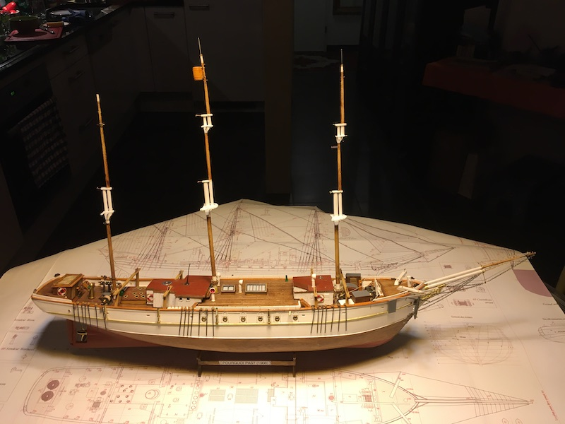 3-mâts barque Pourquoi Pas? - 2) Gréement (Billing Boats 1/75°) de Yves31 - Page 6 911_ca10