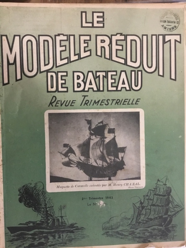 Chalutier Marsouin (New Cap Maquettes 1/30°) de Barnouic - Page 2 E3669310