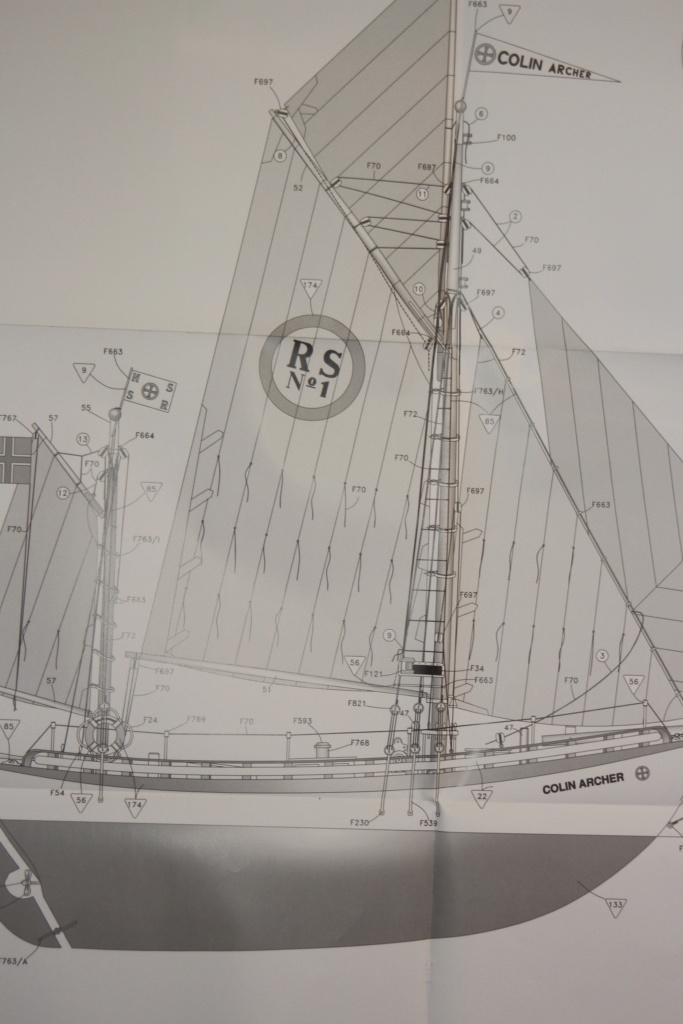 Collin Archer de Billing Boats Img_2910