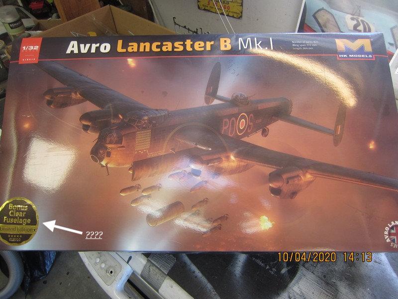 Lancaster 1/32 HKM Lancas10