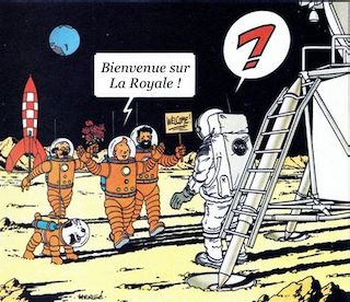 Présentation de micheldeveau Tintin31