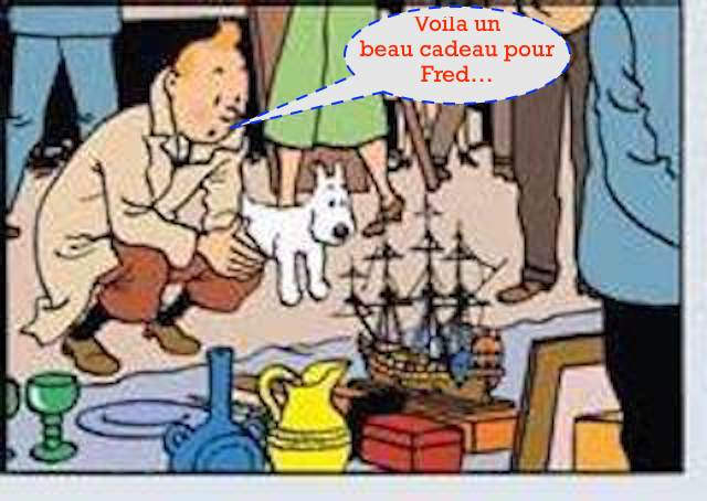 Anniversaire de Fred P. Tintin51