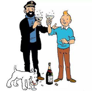 Dio : Le Sirius au mouillage (scratch carton 1/200°) par PADOU35 - Page 3 Tintin68
