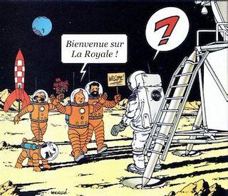 Présentation de belese Tintin98