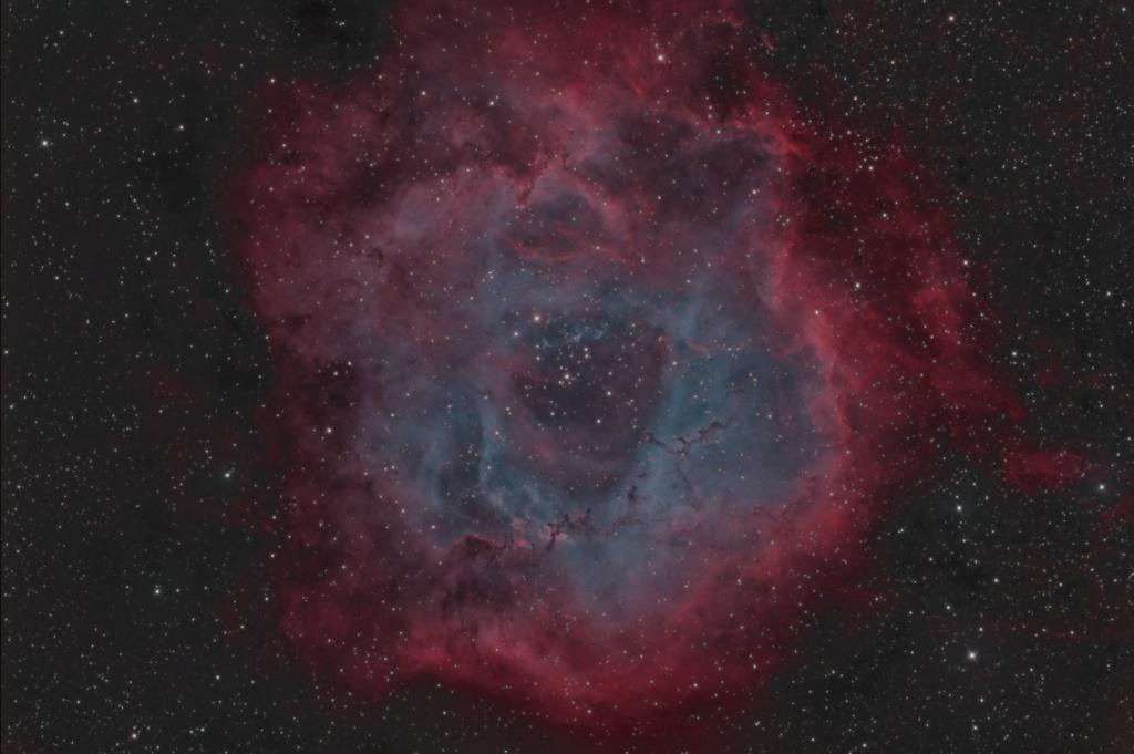 NGC 2239 La Rosette Ngc22311