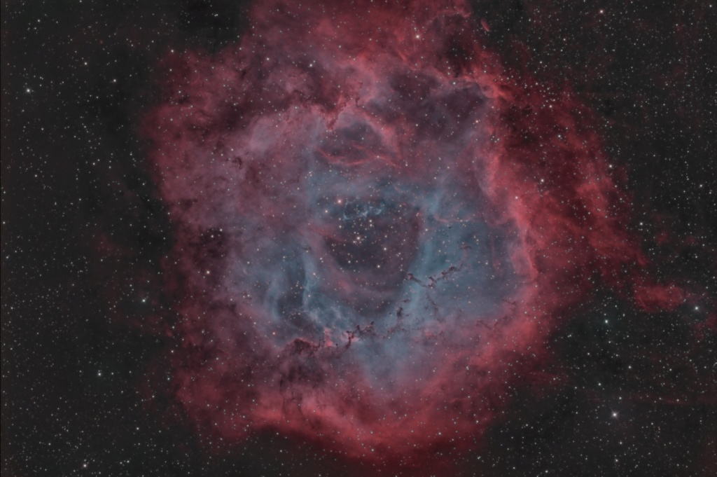NGC 2239 La Rosette Ngc22312