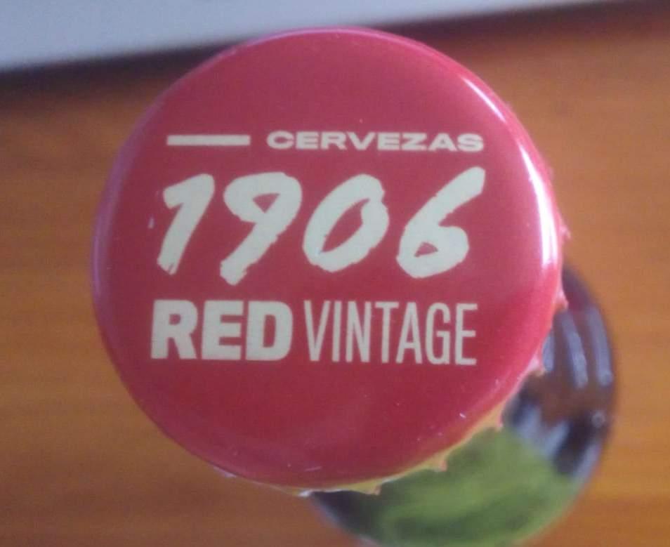 CERVEZAS-028-ESTRELLA GALICIA 1906 RED VINTAGE Estrel24