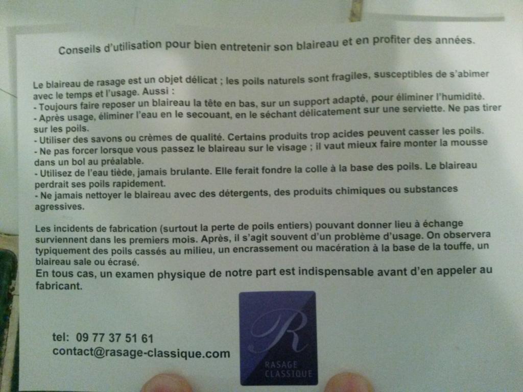 Premier blaireau et premier savon de rasage -> Fiasco Img_2012