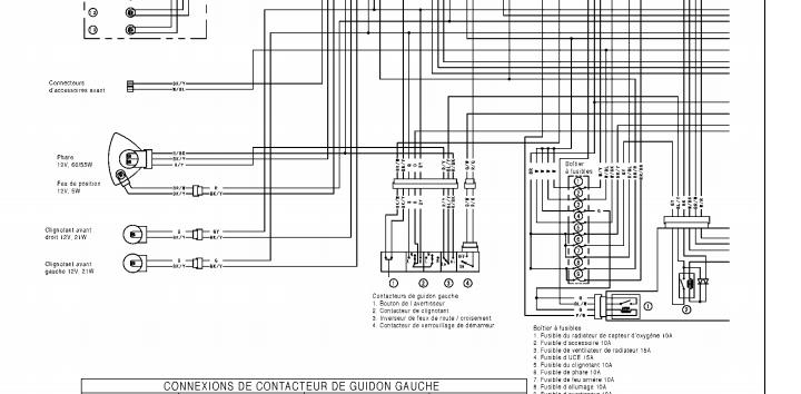 800 VN - Montage de tous feux additionnels Anno1633
