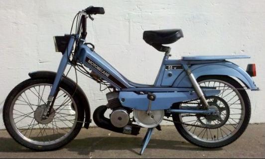 PHOTOS - Nostalgie.Vos premiers 2 roues  et 4 roues Annot583
