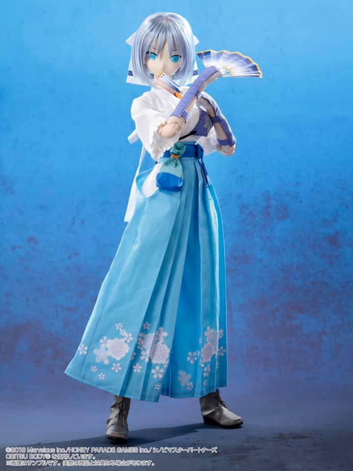 [Vends] Azone 50cm, Pullips, Dal, Anime Doll (gros tri) 78592311
