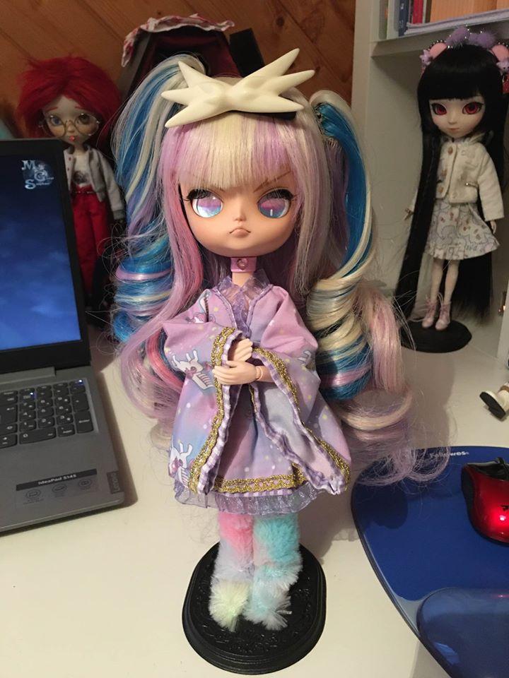 [Vends] Azone 50cm, Pullips, Dal, Anime Doll (gros tri) 82444810