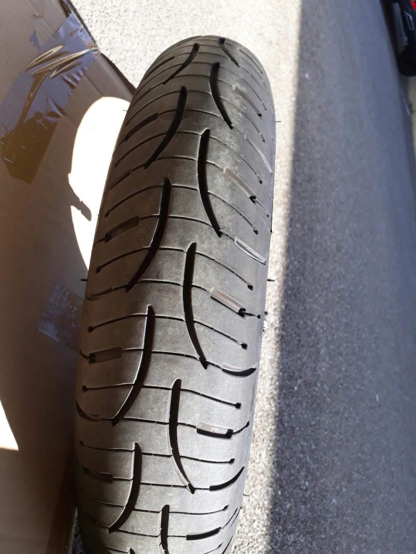 Jantes et pneus Michelin Pilot Road 4 [VENDU] 20190322