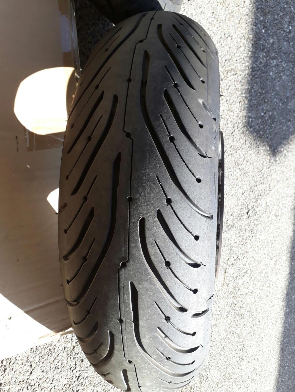 Jantes et pneus Michelin Pilot Road 4 [VENDU] 20190323
