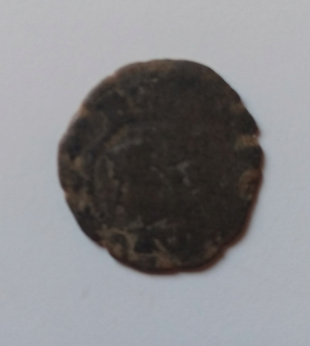 Dinero aragonés de Fernando el Católico. Img_2121