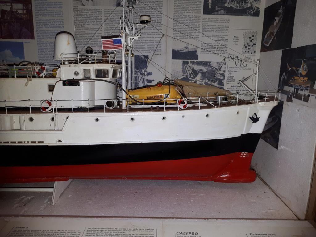 Calypso (Billing Boats 1/45°) par APRUZ 20200316