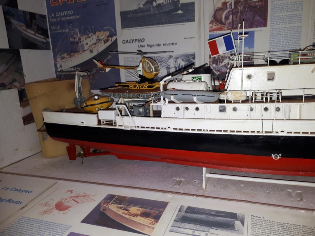Calypso (Billing Boats 1/45°) par APRUZ 20200317