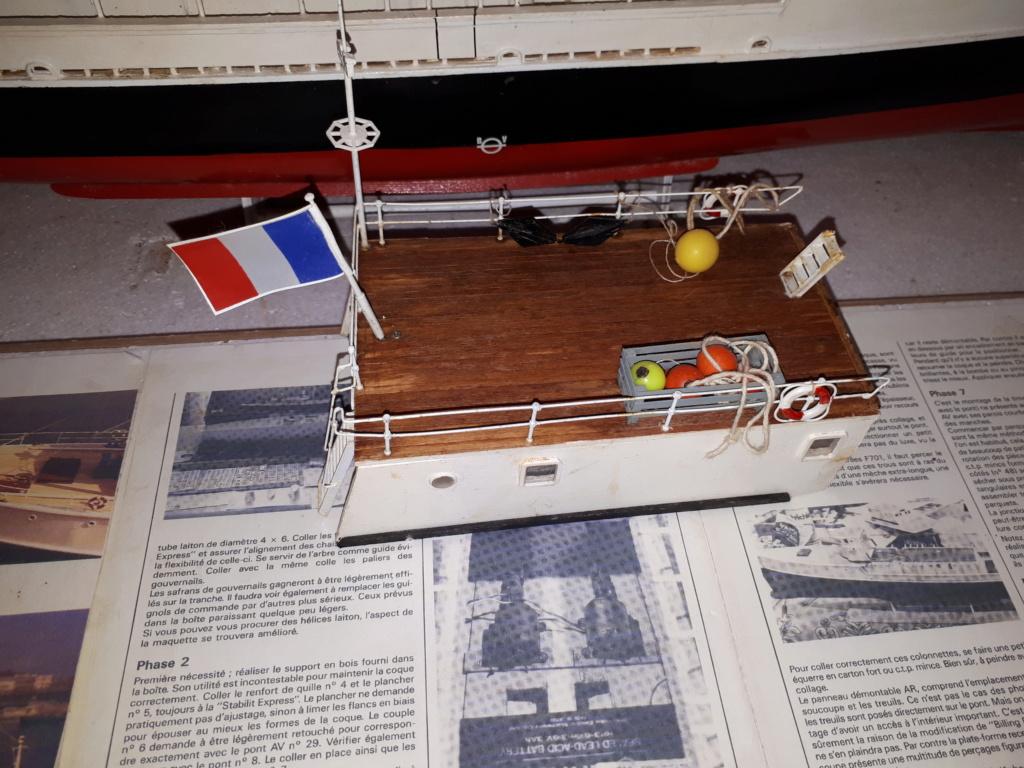 Calypso (Billing Boats 1/45°) par APRUZ 20200326