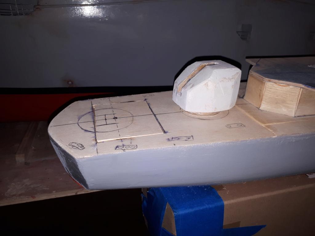 "Aviso Escorteur AE54 F740 ""cdt Bourdais"" 1/66eme 20200431"